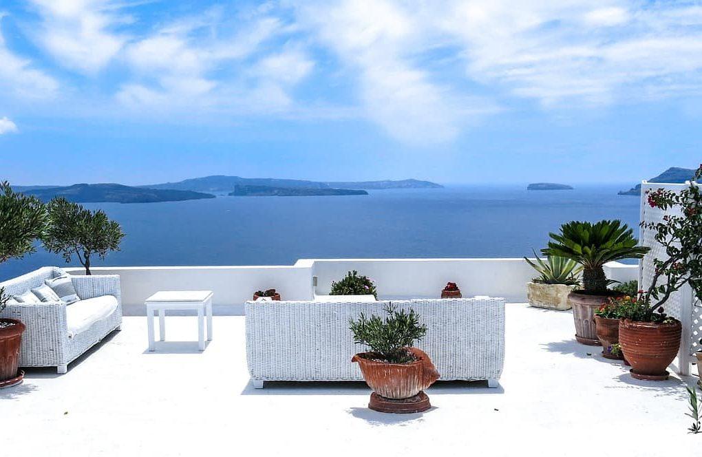 Come arredare un terrazzo in stile moderno